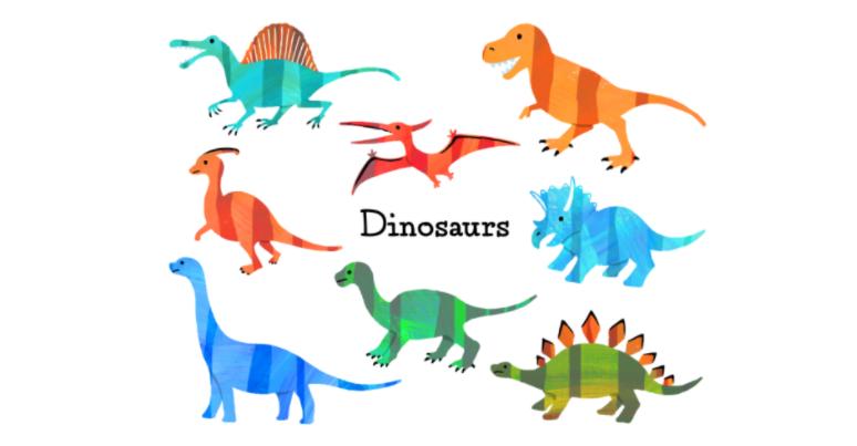2021年最新版-恐竜物知りクイズ
