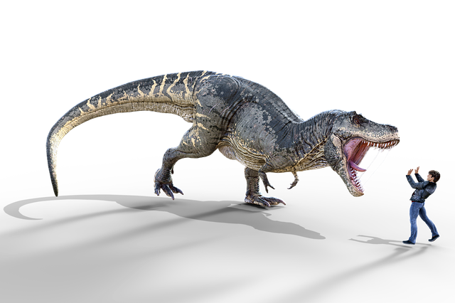 恐竜クイズ