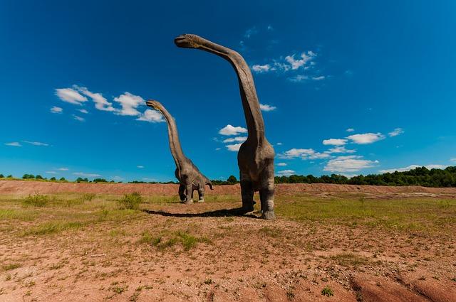 ブラキオサウルス-クイズ