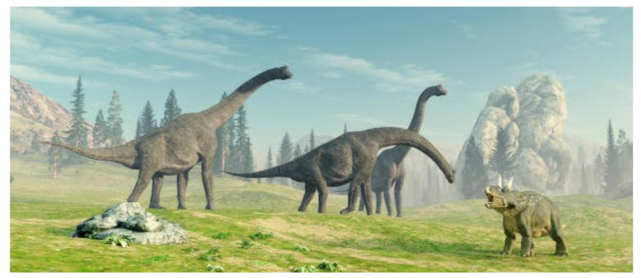 恐竜クイズ-2121年最新版
